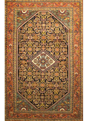 No. 183 Ant. Persian Zanjan 7' x 5'