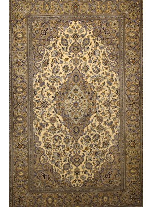 No. 149 Persian Kashan 7' x 4'
