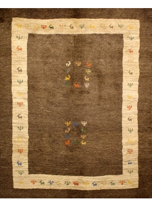 No. 271 Persian Gabbeh 6' x 4'