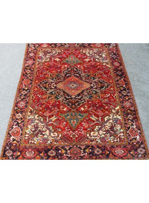 No. 327 Old Persian Heriz 11' x 8'