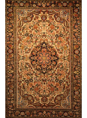 No. 45 Old Persian Borchalu 8' x 5'